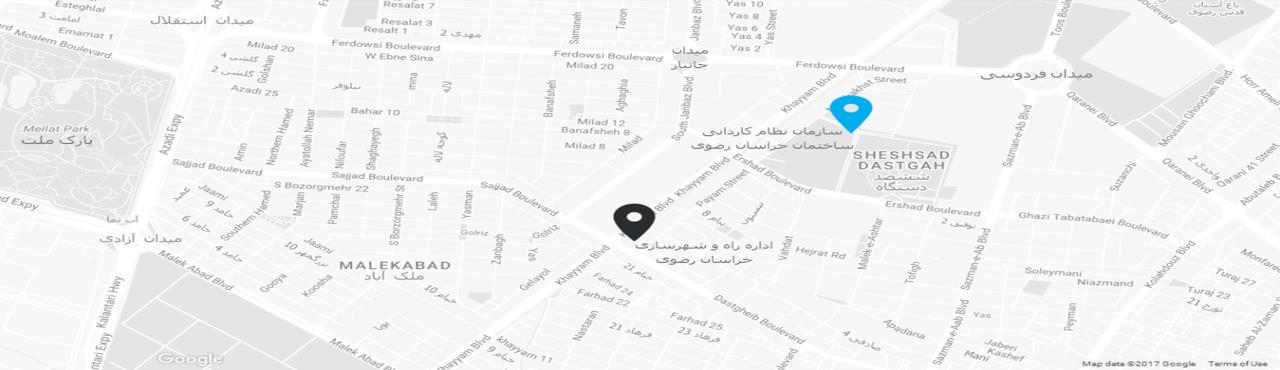سازمان نظام کاردانی ساختمان استان خراسان رضوی